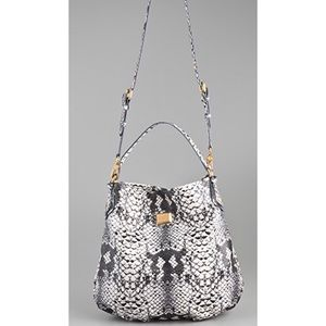 Marc Jacobs Snake Skin Hobo Bag